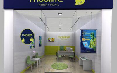 Despachos y puntos de venta comerciales Mobilfree