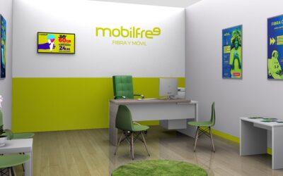 Mobilfree se suma al sector de la franquicia