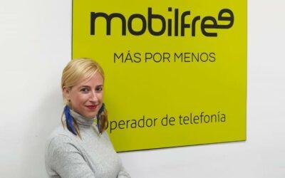 Entrevista a Ada García, directora de comunicación de Mobilfree, desde zona-internet.com
